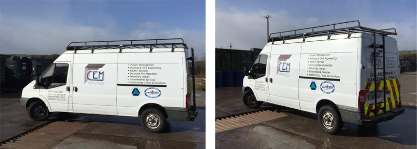 CEM-Services-rebranded-van